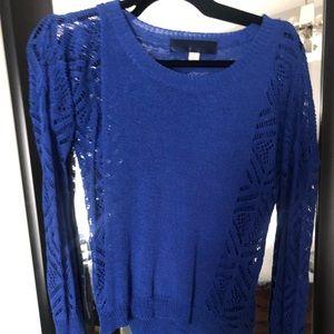 BOGO Blue sweater/blouse